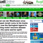 Springup PR client featured in Daily Mail